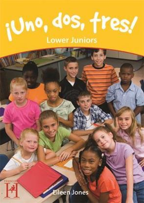 Picture of Uno, Dos, Tres! - Lower Juniors (Ages 7 - 9)
