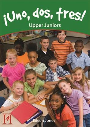Picture of Uno, Dos, Tres! - Upper Juniors (Ages 9-11)