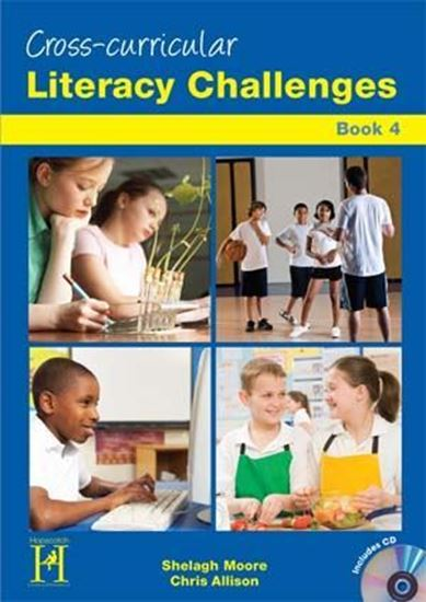 Picture of Cross Curricular Literacy Challenges Book 4 (Level 3-4)