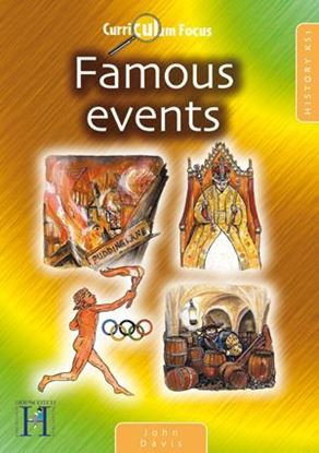 Picture of Curriculum Focus Famous Events: History KS1