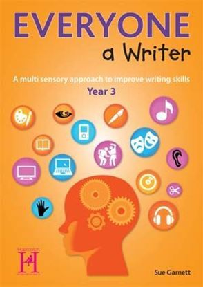 Picture of Everyone A Writer Year 3 - A Multi-Sensory Approach To Improve Writing Skills