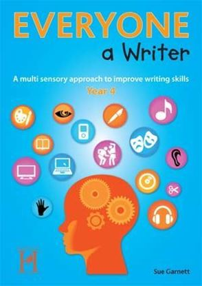 Picture of Everyone A Writer Year 4 - A Multi-Sensory Approach To Improve Writing Skills