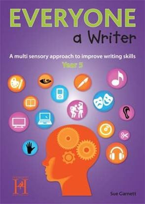 Picture of Everyone A Writer Year 5 - A Multi-Sensory Approach To Improve Writing Skills