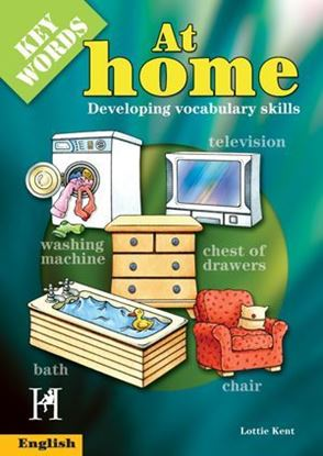 Picture of Key Words - At Home - English: Developing Vocabulary Skills