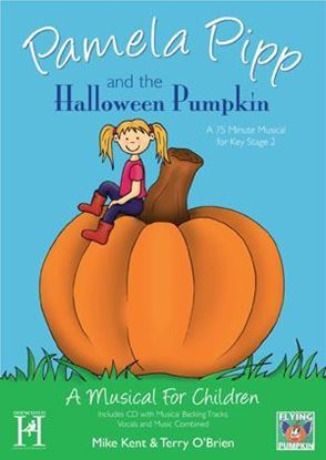 Picture of Pamela Pipp and The Halloween Pumpkin: A Musical For Children