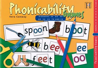 Picture of Phonicability Games Digraphs Ee Oo Ar Or