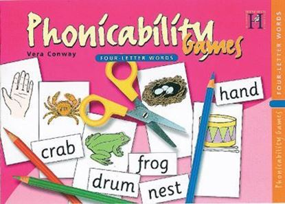Picture of Phonicability Games Four-Letter Words