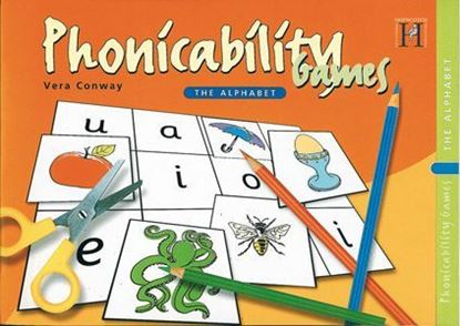 Picture of Phonicability Games The Alphabet