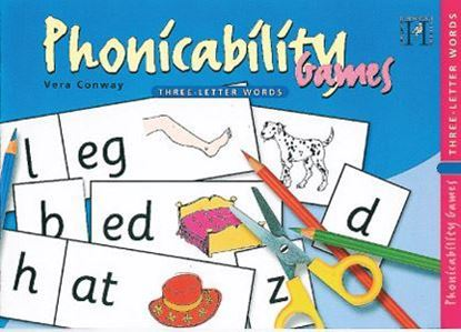 Picture of Phonicability Games Three-Letter Words