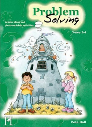 Picture of Problem Solving Years 3-4