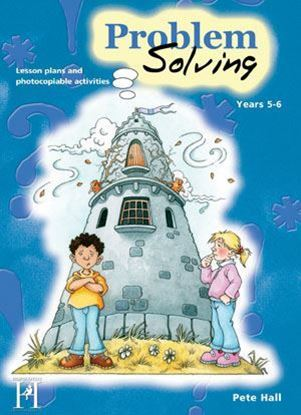 Picture of Problem Solving Years 5-6