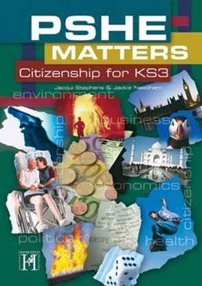 Picture of PSHE Matters Citizenship KS3