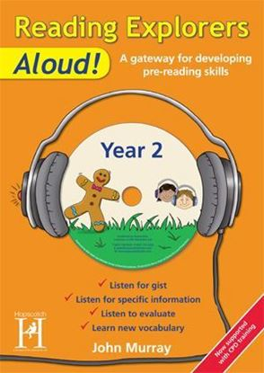 Picture of Reading Explorers Aloud! Book and Cd Year 2: A Gateway For Developing Listening Skills