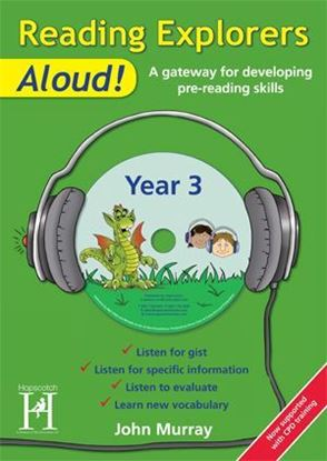 Picture of Reading Explorers Aloud! Book and Cd Year 3: A Gateway For Developing Listening Skills