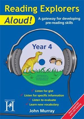 Picture of Reading Explorers Aloud! Book and Cd Year 4: A Gateway For Developing Listening Skills