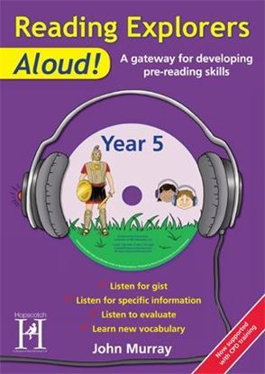 Picture of Reading Explorers Aloud! Book and Cd Year 5: A Gateway For Developing Listening Skills