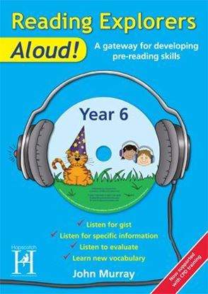 Picture of Reading Explorers Aloud! Book and Cd Year 6: A Gateway For Developing Listening Skills
