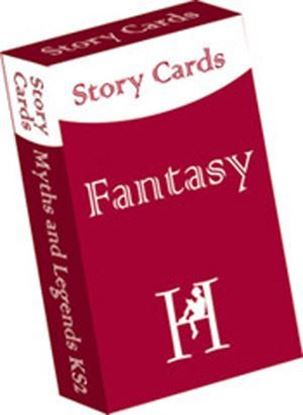 Picture of Story Cards Fantasy Ages  8-12 Cards