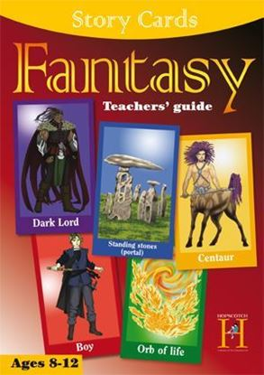 Picture of Story Cards Fantasy For Ages 8-12 - Teacher's Guide