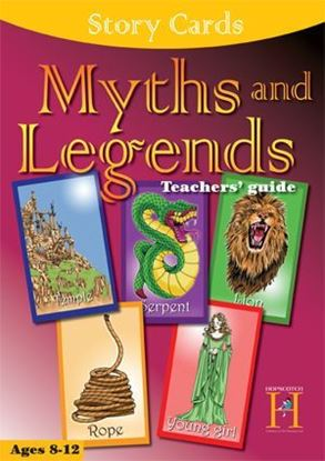 Picture of Story Cards Myths & Legends Ages 8-12  - Teacher's Guide