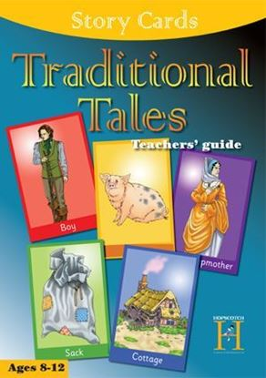 Picture of Story Cards Traditional Tales Ages 8-12 Teacher's Guide