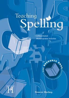 Picture of Teaching Spelling Resource Book
