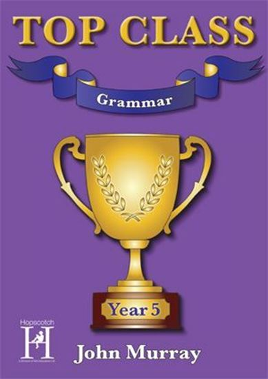 Picture of Top Class Grammar Year 5