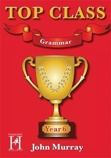 Picture of Top Class Grammar Year 6