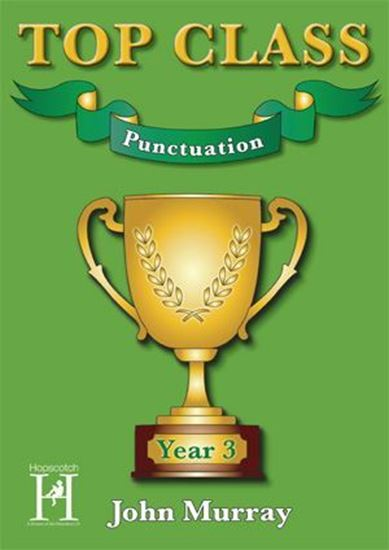 Picture of Top Class  Punctuation Year 3