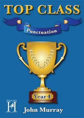 Picture of Top Class  Punctuation Year 4