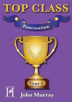 Picture of Top Class  Punctuation Year 5