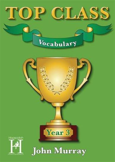 Picture of Top Class  Vocabulary Year 3
