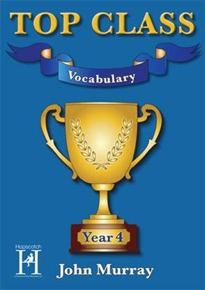 Picture of Top Class  Vocabulary Year 4