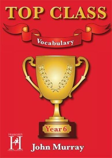Picture of Top Class  Vocabulary Year 6