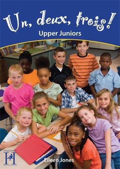 Picture of Un, Deux, Trois! - MFL Upper Juniors