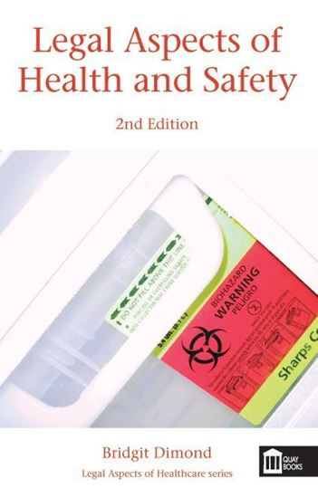 Picture of Legal Aspects of Health and Safety 2nd Edition