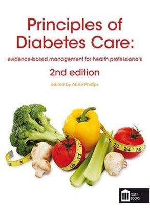 Picture of Principles of Diabetes Care: evidence-based management for health professionals 2nd Edition
