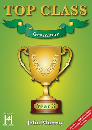 Picture of Top Class Grammar Year 3