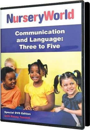 Picture of Communication and language: Three to Five