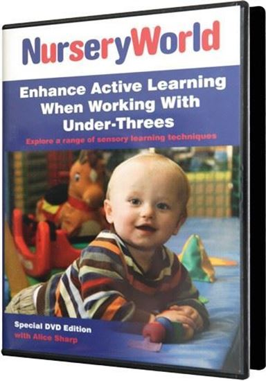 Picture of Enhance Active Learning When Working With Under Threes