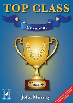 Picture of Top Class Grammar Year 4