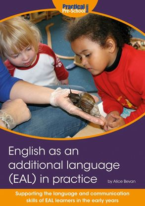Picture of English as an additional language (EAL) in practice