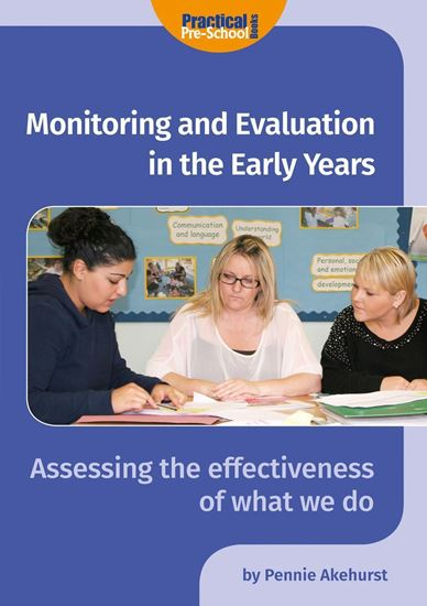 Picture of Monitoring and Evaluation in the Early Years