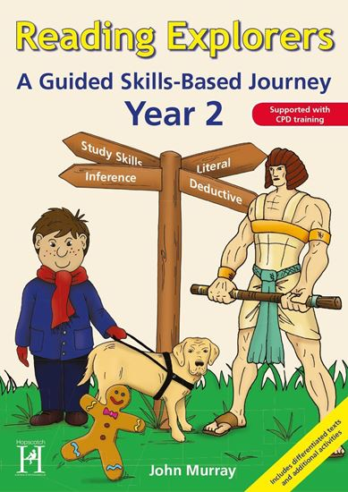 Picture of Reading Explorers - A Guided Skills-Based Journey Year 2