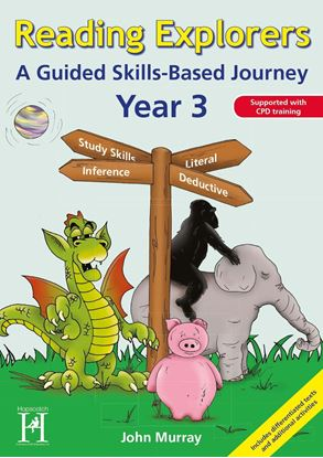 Picture of Reading Explorers - A Guided Skills-Based Journey Year 3