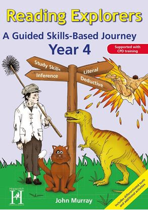 Picture of Reading Explorers - A Guided Skills-Based Journey Year 4