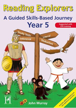 Picture of Reading Explorers - A Guided Skills-Based Journey Year 5